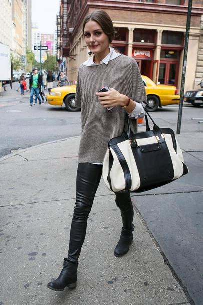 Off Duty: Olivia Palermo