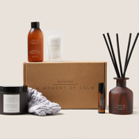 Cheap Christmas gifts: the calming set