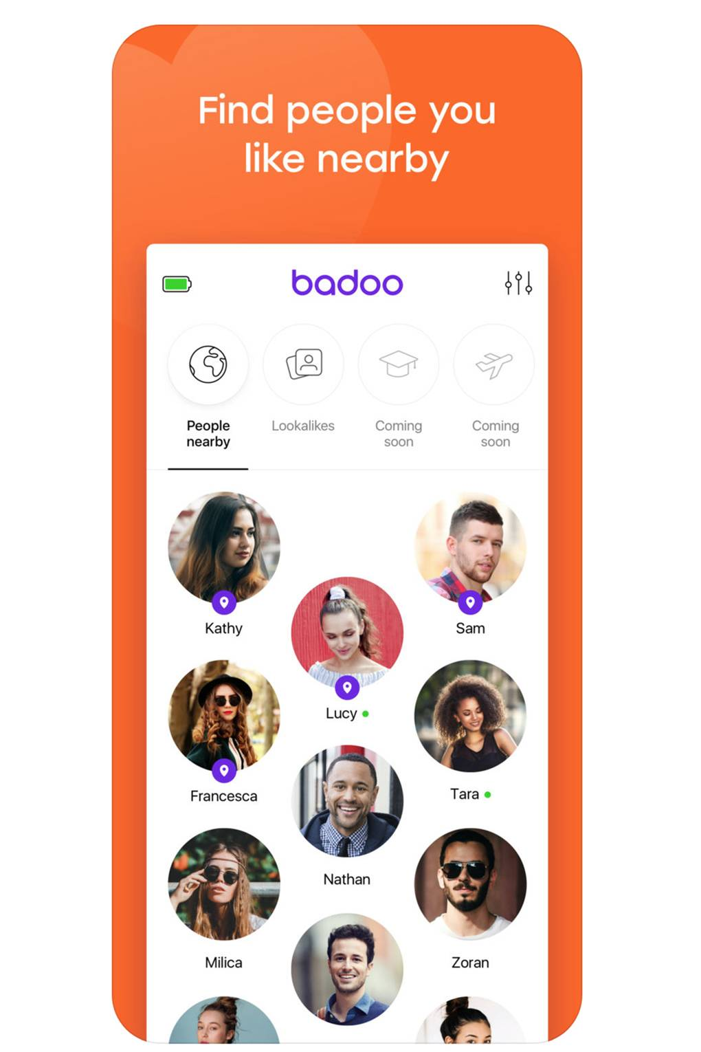 What kind of hookup site is badoo