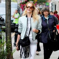 Off Duty: Poppy Delevingne