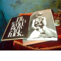 Madonna's SEX - The Coffee Table Book