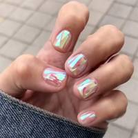 Cellophane nails