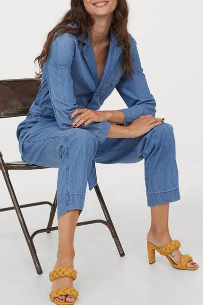 Best blue jumpsuit