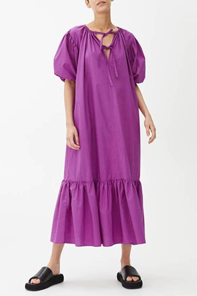 Best Dresses In The Sale: Tiered Dress