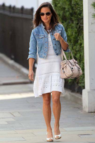 DO #18: Pippa Middleton on the street in London, June