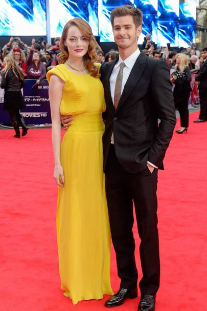 Best Dressed Couple: Emma Stone & Andrew Garfield