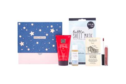 Birchbox subscription