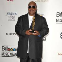 Stevie Wonder at the Billboard Music Awards 2012