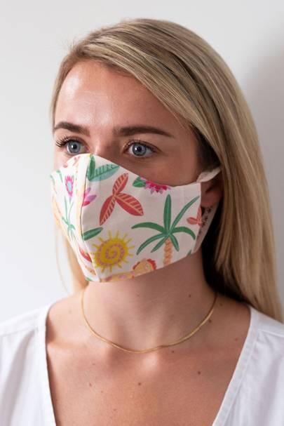 Where to buy face masks UK: Push Design Store