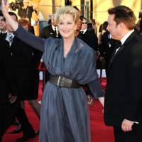 Meryl Streep at the SAGs 2012