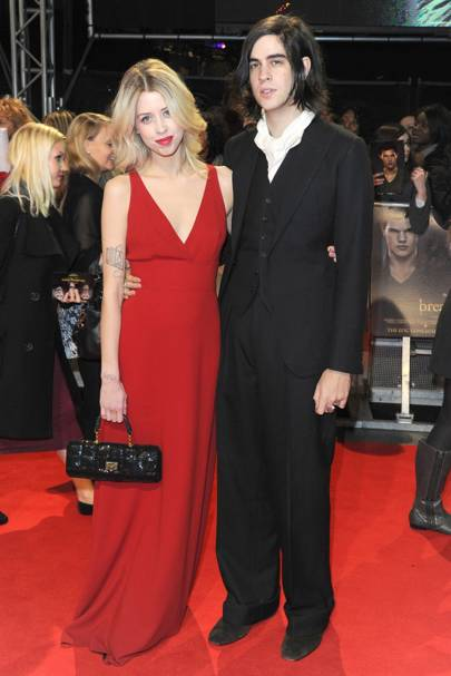 Peaches Geldof & Tom Cohen at the UK Premiere of Breaking Dawn 2