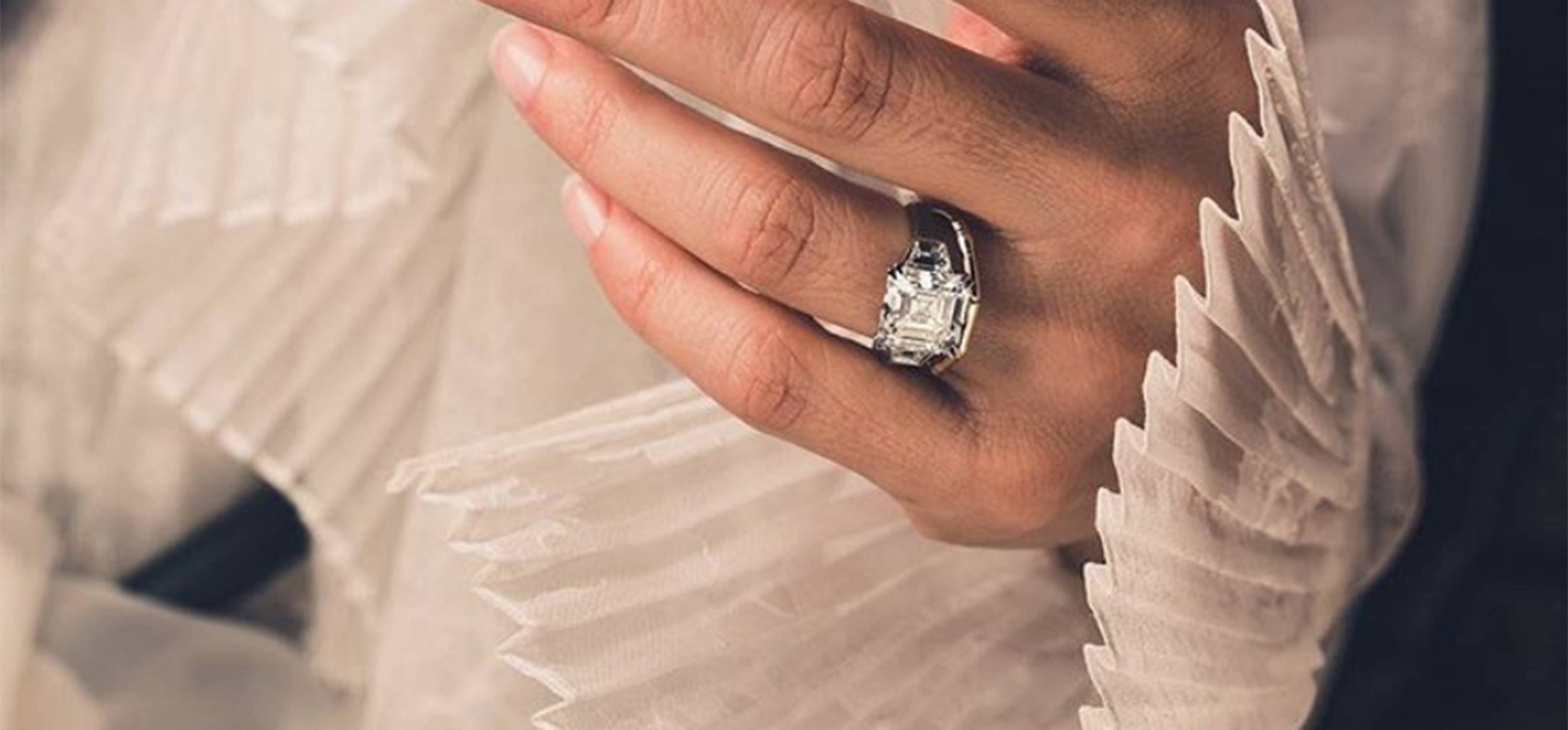 These Are 2020 S Most Popular Engagement Ring Trends Glamour Uk