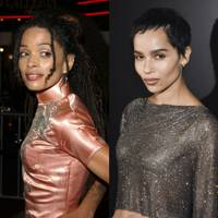 Lisa Bonet and Zoë Kravitz, Age 31