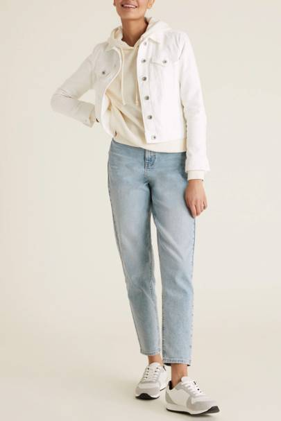 Cheap mom jeans: M&S mom jeans