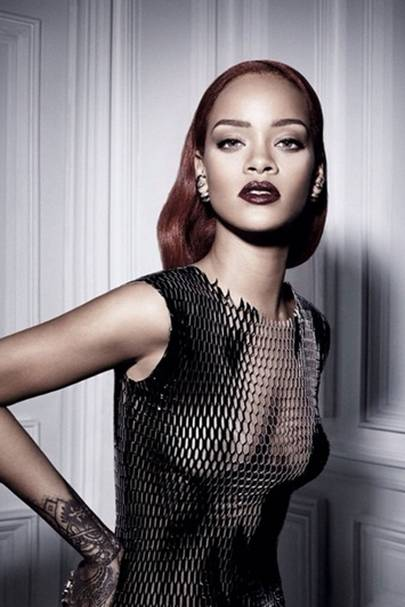 Rihanna Dior campaign Pictures 2015 Film   Glamour UK d823d6daff9