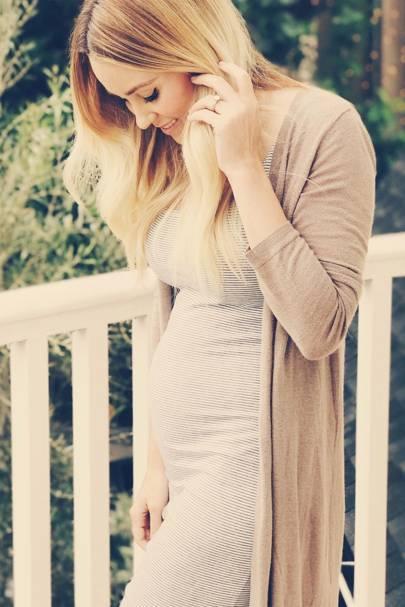 Lauren Conrad Pregnant Baby Bump Photos Glamour Uk