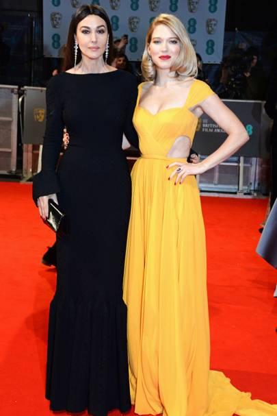 Monica Bellucci & Lea Seydoux