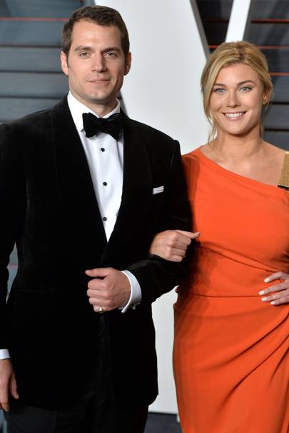 May: Henry Cavill and Tara King