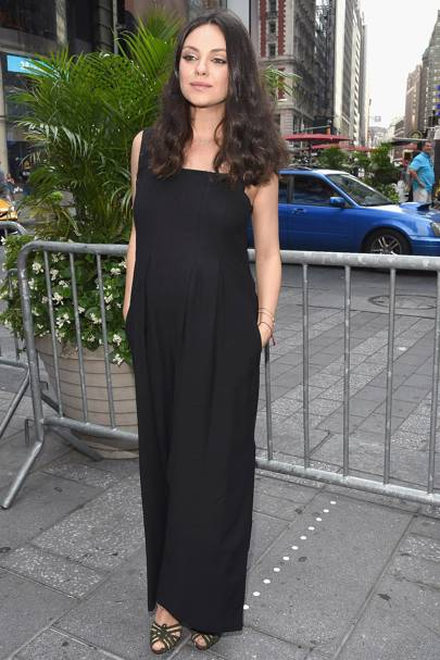 065040f2f08 Maternity Outfit Ideas  The Most Stylish Celebrity Maternity Style ...