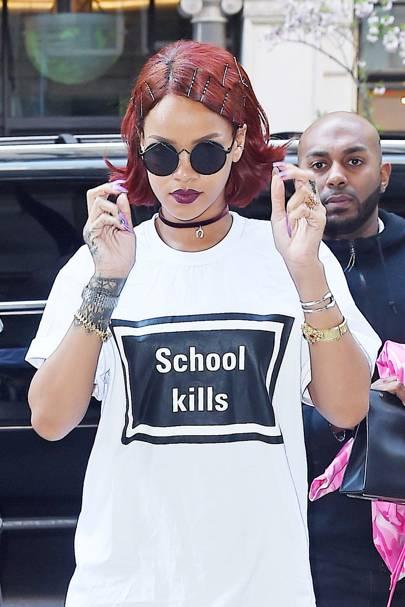 The 'School Kills' one