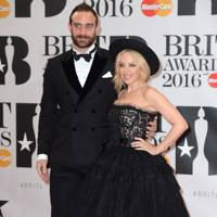 Kylie Minogue & Joshua Sasse