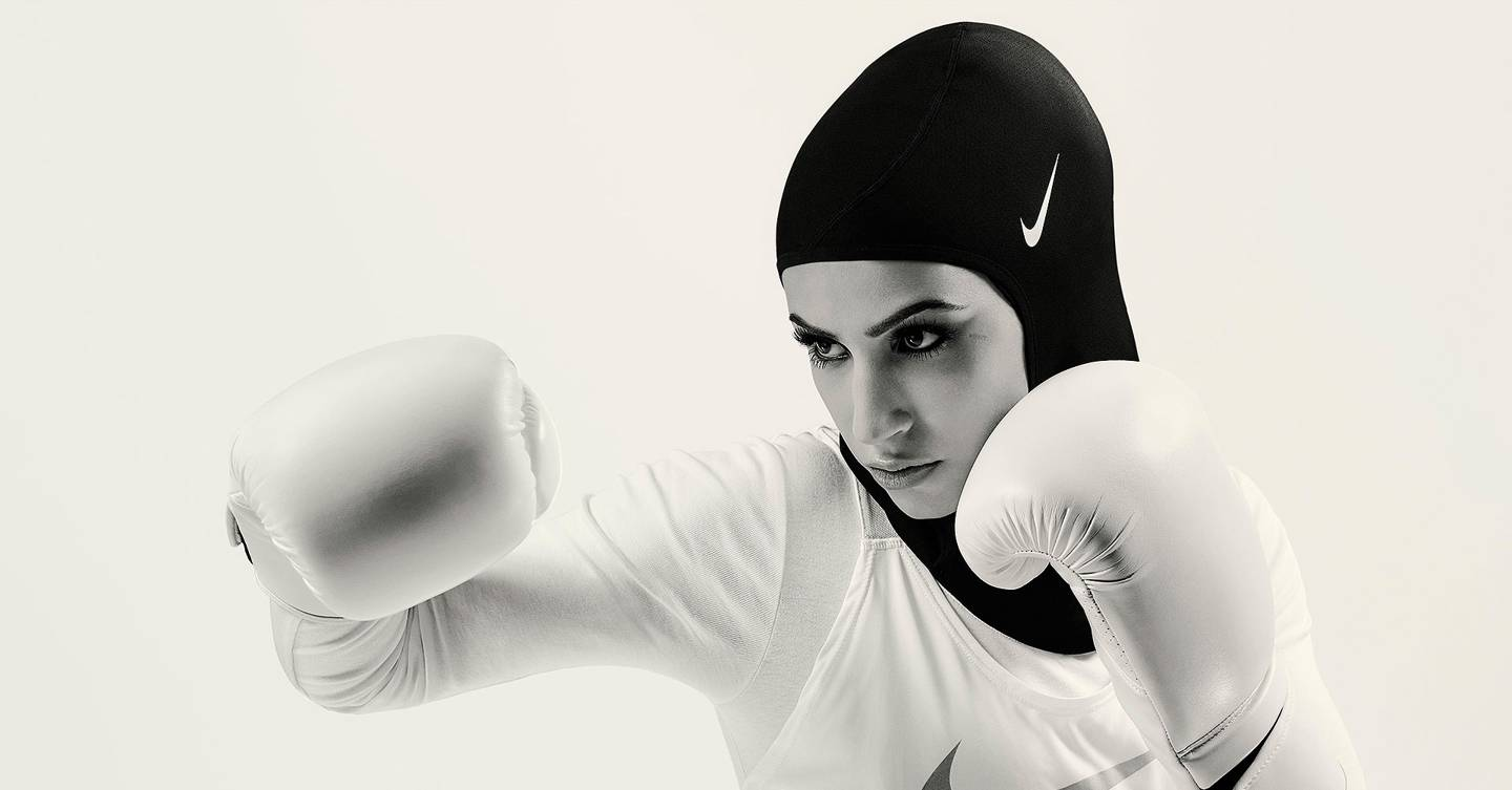 Nike Launch Hijab Collection Glamour UK - Nike is going to launch a hijab collection developed together with muslim athletes