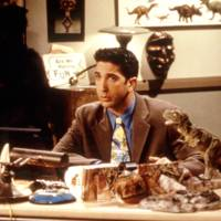 The Dumbing Down of Ross on Friends