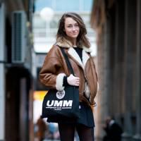 Rachel Bass, Personal Shopper at Topshop