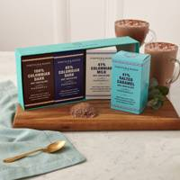 Best Hot Chocolate Gifts: the luxury set