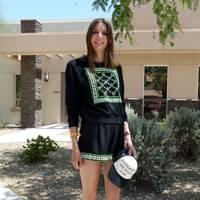 GLAMOUR's Gemma - Day 1, Coachella Festival