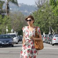 Off Duty: Eva Mendes