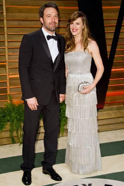 June: Ben Affleck & Jennifer Garner