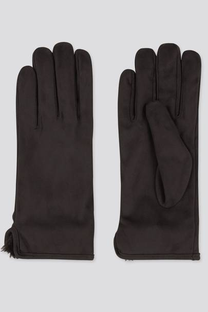 Best winter gloves for women with fluffy cuffs