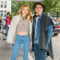 August: Bella Thorne and Greg Sulkin