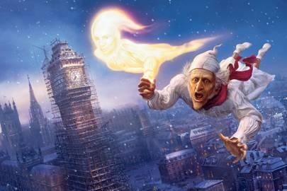 12. Disney's A Christmas Carol