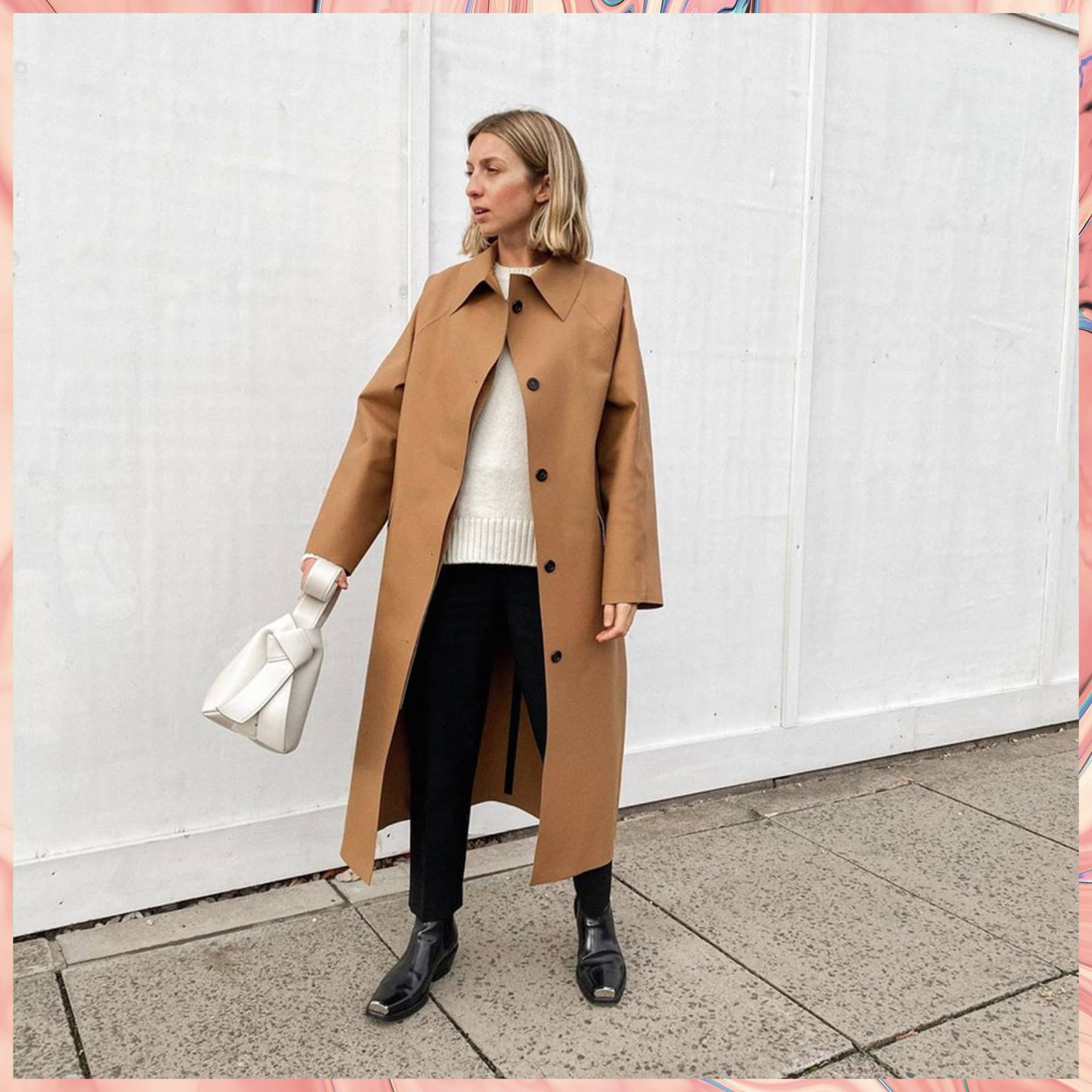 Influencers are obsessed with this outerwear trend for autumn