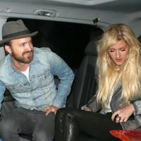 Aaron Paul & Ellie Goulding