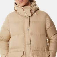 The North Face Puffer Jacket Women: the down parka