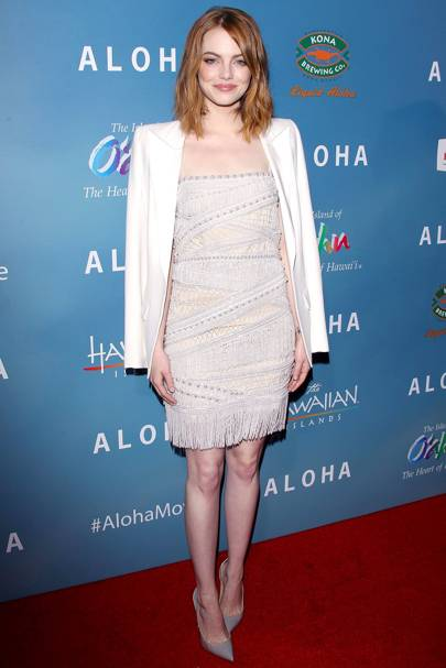 Best Dressed Woman: Emma Stone