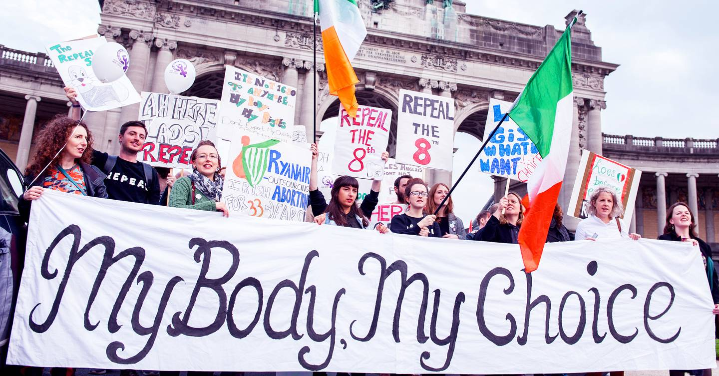 As the abortion laws finally change in Northern Ireland, one woman reveals what it was like to be forced to go to London for a termination