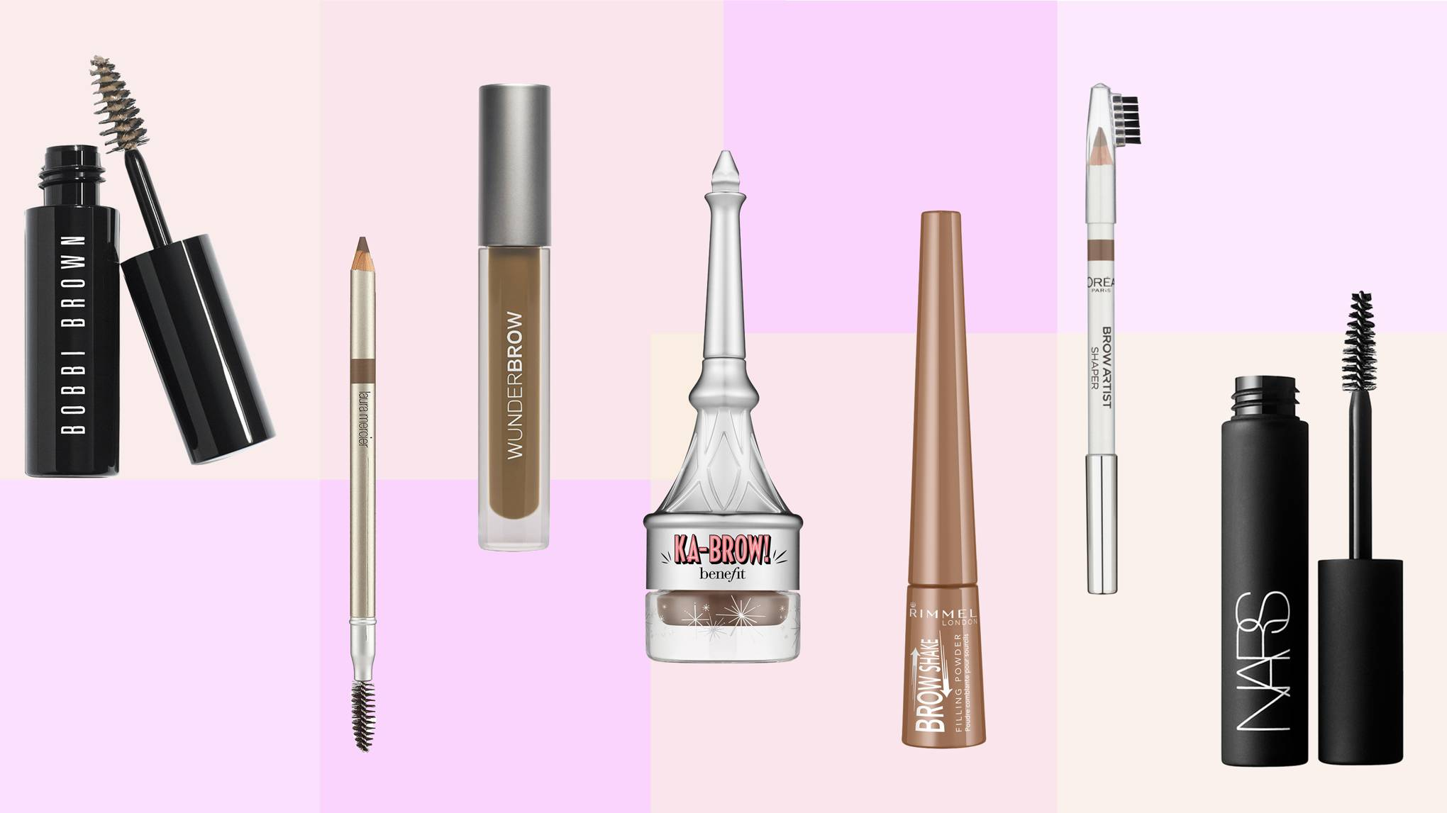 Products For Blonde Eyebrows Glamour Uk