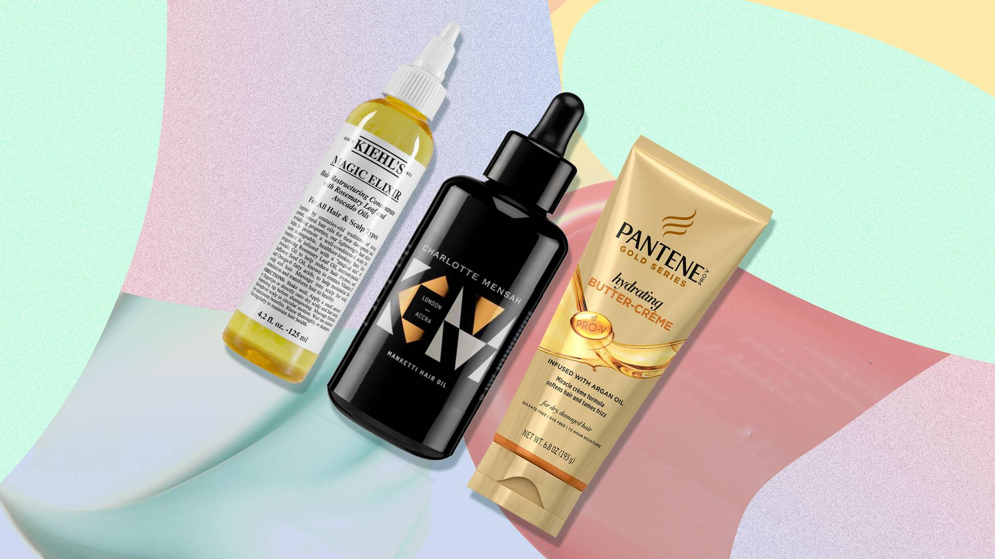 2019's Best Afro Hair Products For The Most Incredible Curls