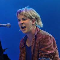 Tom Odell at Glastonbury