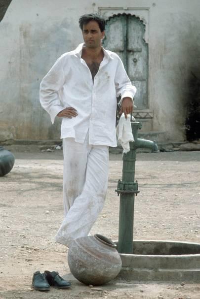 Art Malik's Hari Kumar