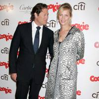 Uma Thurman and Arpad Busson