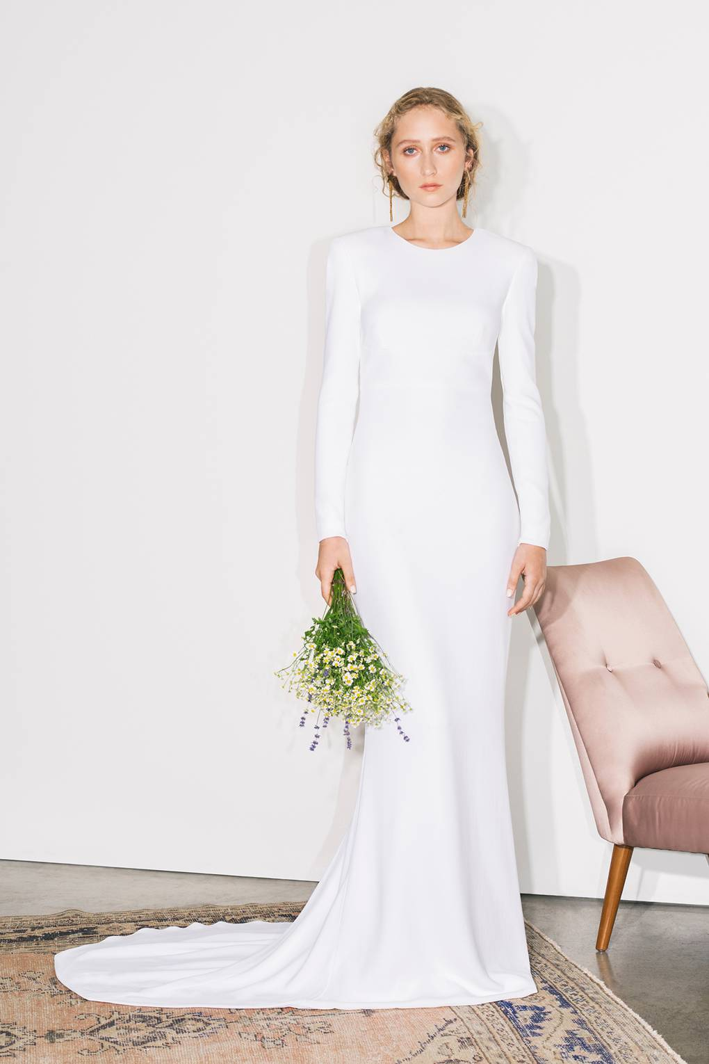 0c51b89250 Stella McCartney Releases Her Debut Wedding Dress Collection | Glamour UK
