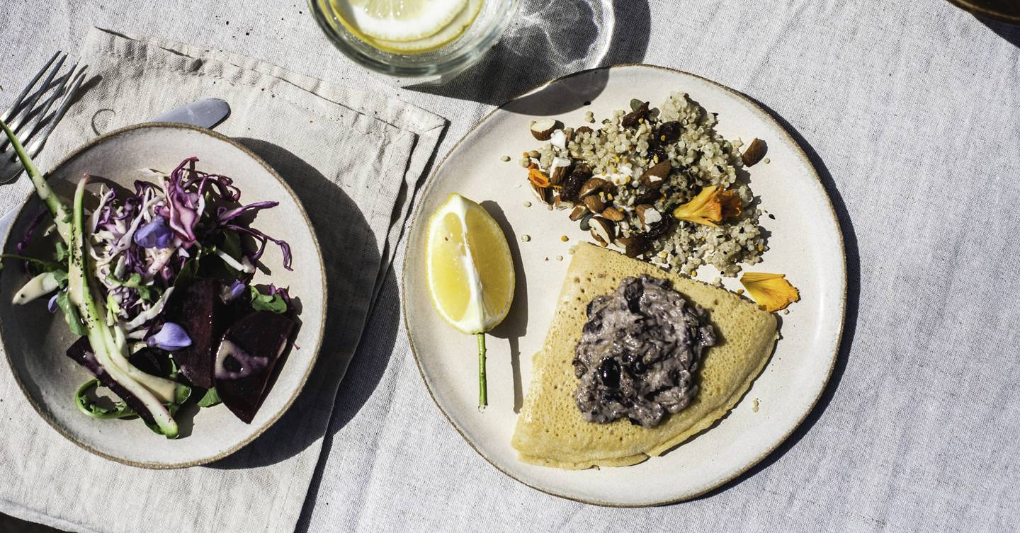 The world's top chefs share the Michelin star quality, immune-boosting recipes you can make using pantry staples