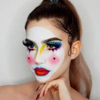 pretty halloween makeup ideas mermaid glitter and other
