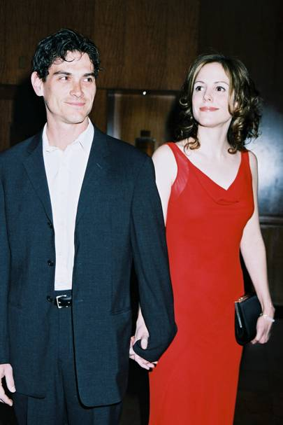 Mary Louise Parker & Billy Crudup