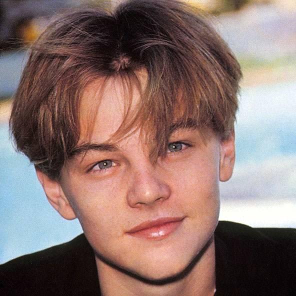 Leonardo Dicaprio Look Book Celebrity Hair And